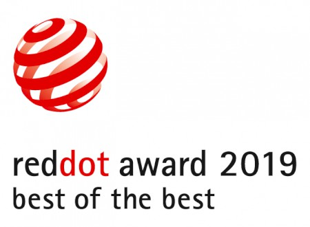 1 – Red Dot Award: Product Design