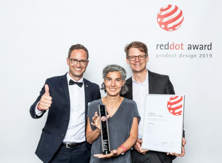 5 – Phoenix Design und Trumpf, die Gewinner des Red Dot Award 2019: best of the best