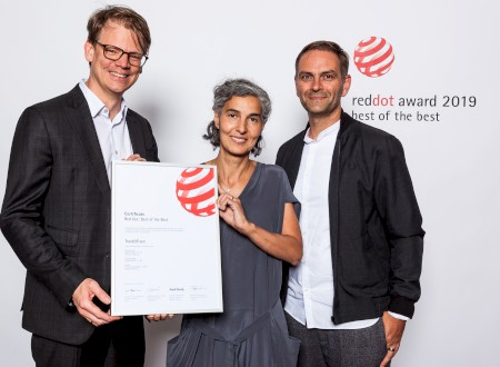 2 – Die Gewinner des Red Dot Design Award 2019: best of the best