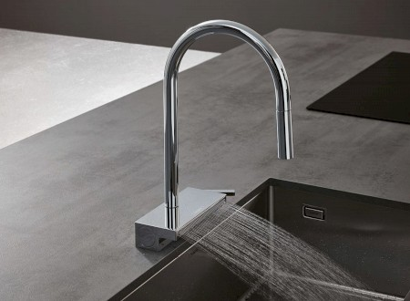 Best of Best - Iconic Awards 2020 Innovative Architecture - hansgrohe Aquno Select