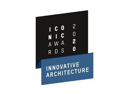 4x Iconic Awards 2020: Innovative Architecture: Best of Best & Winner