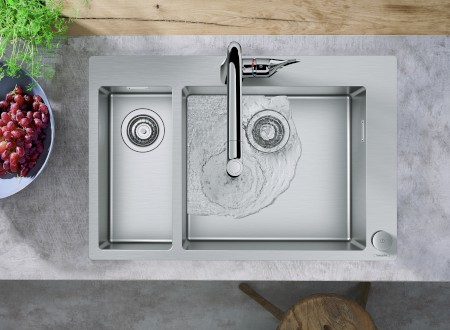 4 - KitchenSinkCombination C71 of Hansgrohe SE / Phoenix Design
